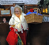 Fairy Godmother event, Bluebell Railway, 29.12.2013  9991