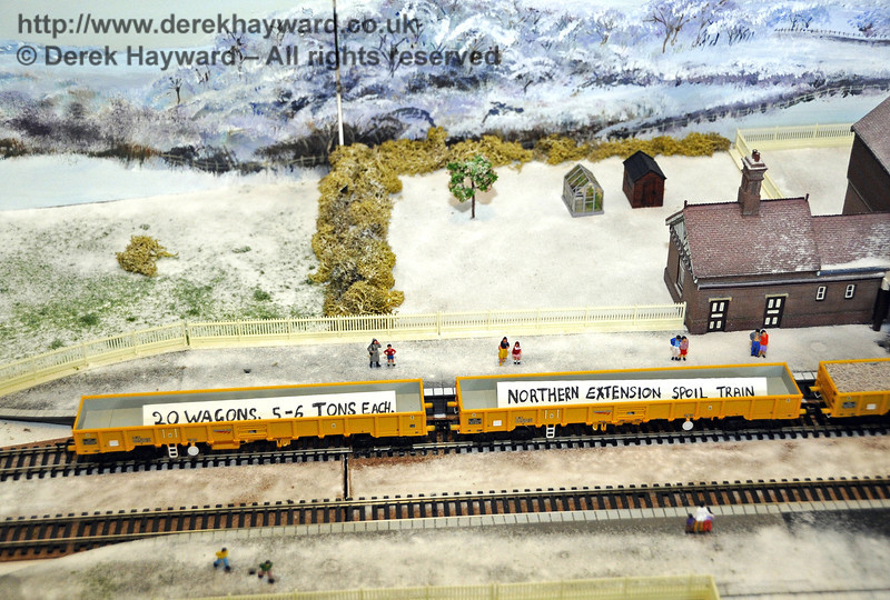Horsted Keynes Model Railway display. 10.12.2011  3235