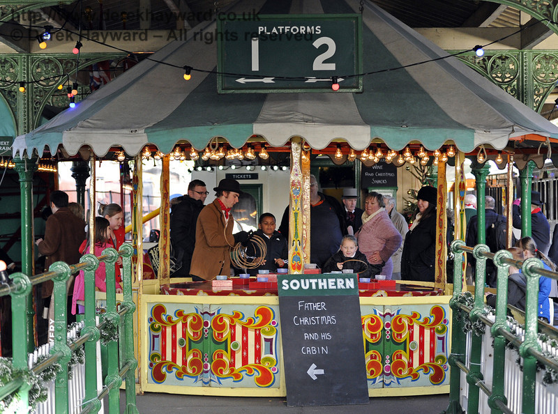 Victorian Christmas, Horsted Keynes, 20.12 2013  8544