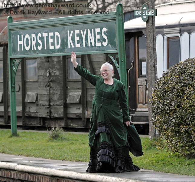 Victorian Christmas, Horsted Keynes, 20.12 2013  8625