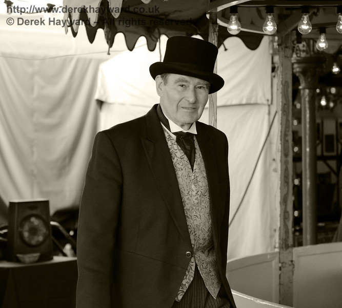 Victorian Christmas, Horsted Keynes, 20.12 2013  8541