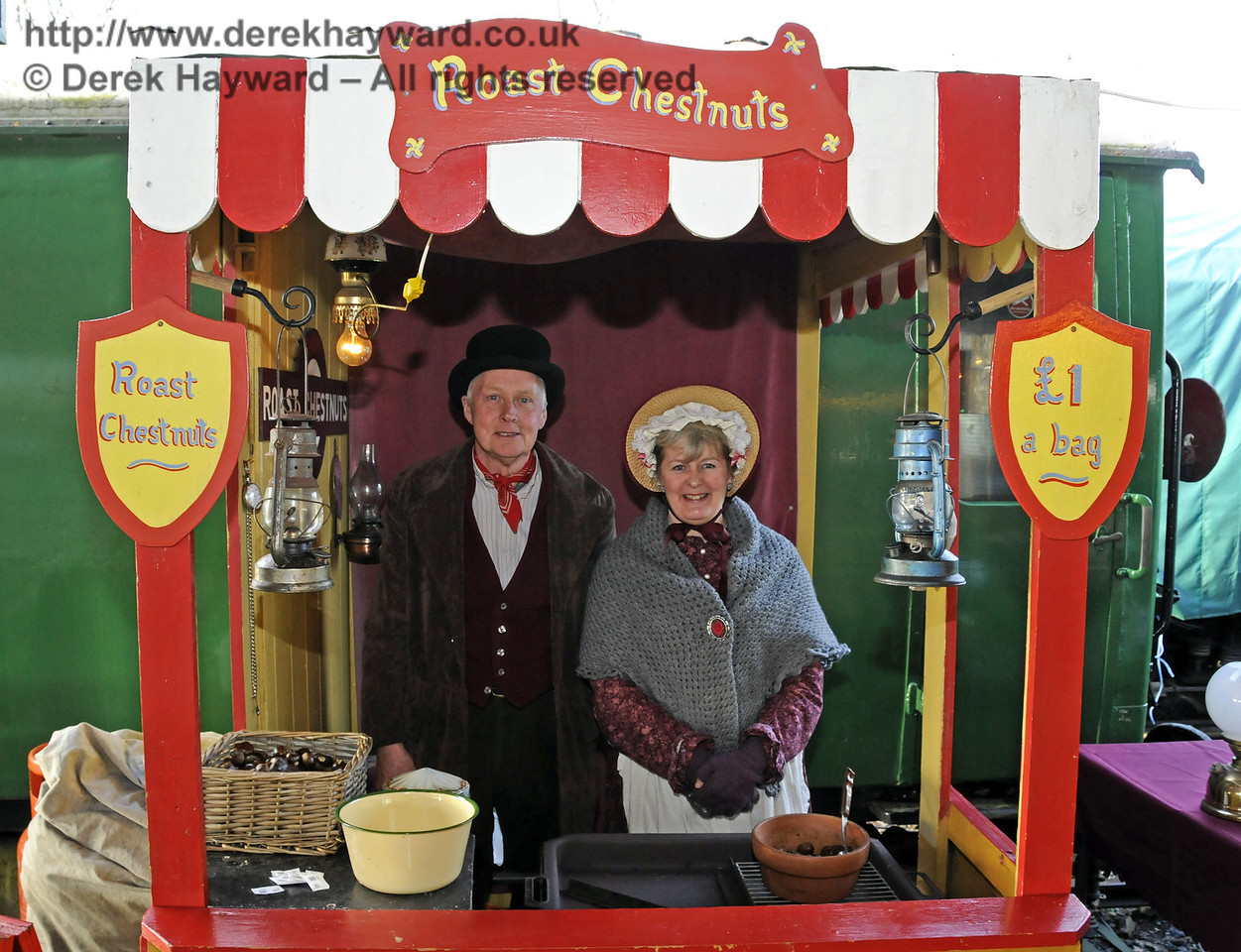 Victorian Christmas, Horsted Keynes, 20.12 2013  9890