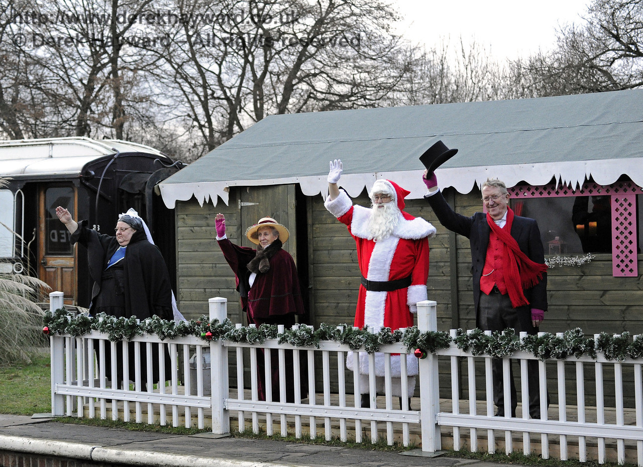 Victorian Christmas, Horsted Keynes, 20.12 2013  8630