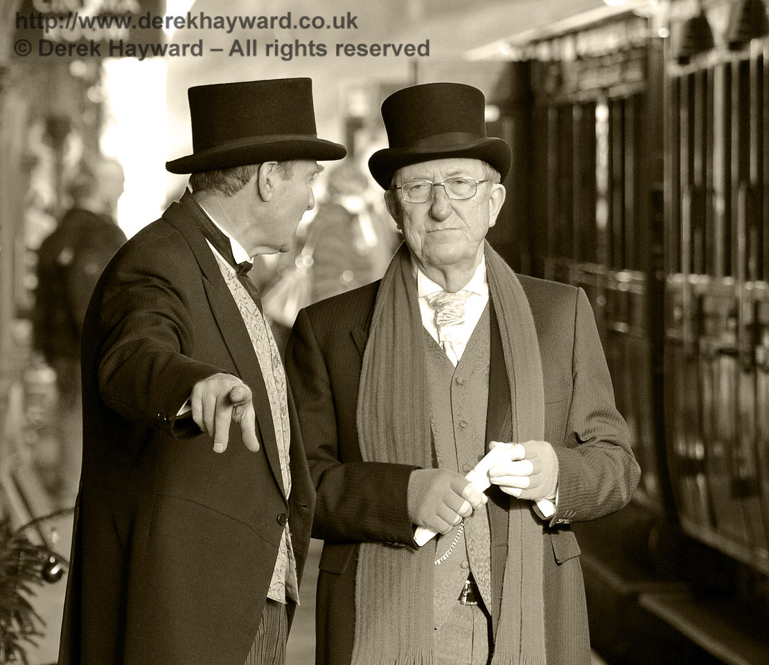 Victorian Christmas, Horsted Keynes, 20.12 2013  8545
