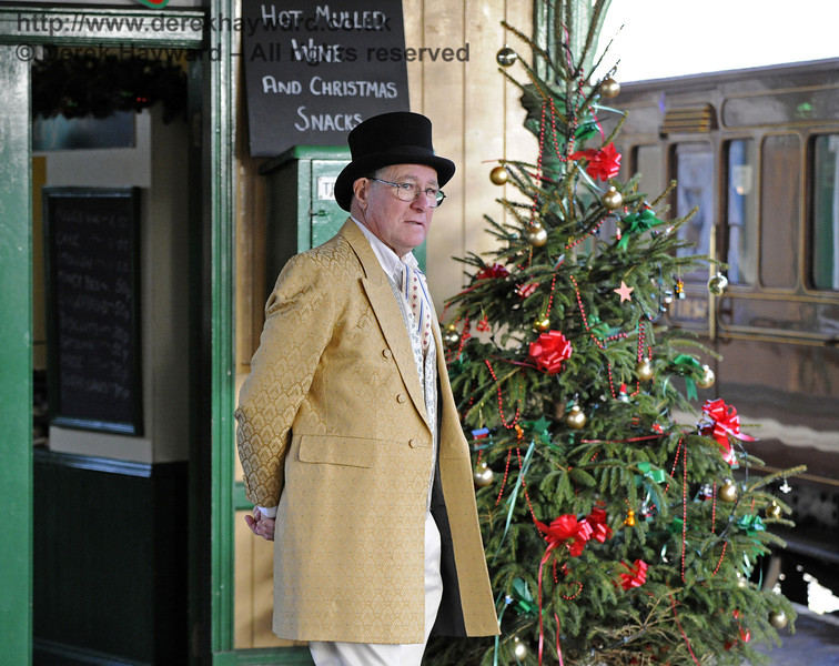 Victorian Christmas, Horsted Keynes, 20.12 2013  8550