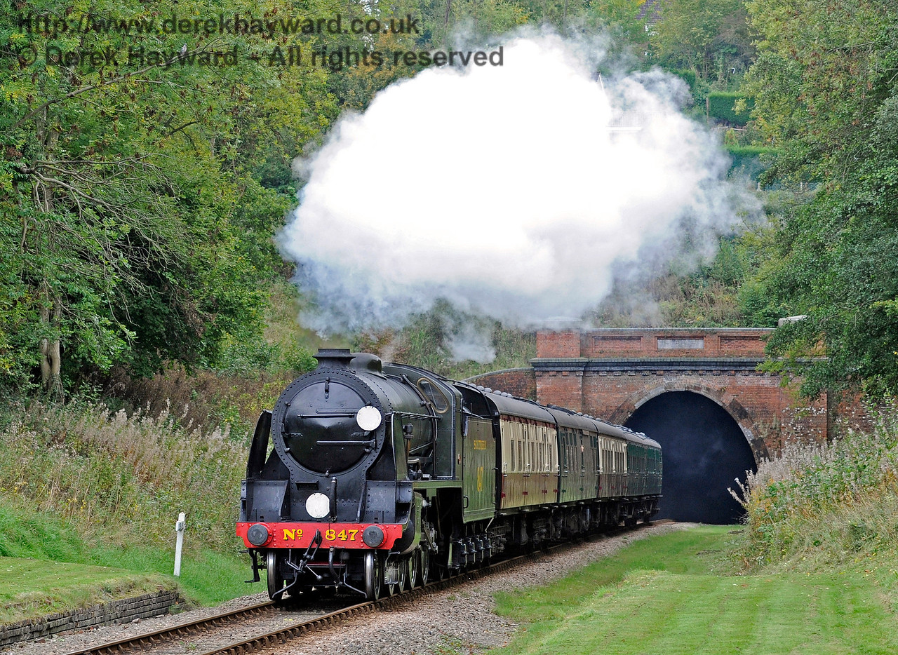 847 West Hoathly Tunnel 101015 12181 E