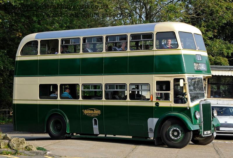 Bus Running Day. Sheffield Park 04.10.2015   13814