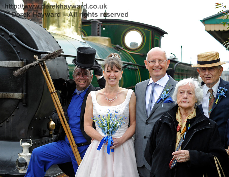 Mike and Miranda married at Horsted Keynes on 10.10.2015  (Picture of this private event used with the consent of the bride and groom). 10.10.2015  12169