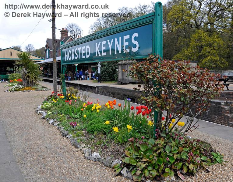 Flowers at Horsted Keynes.  30.04.2016  15004