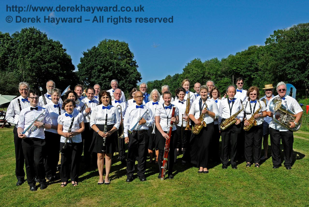 Bluebell Railway Band 060816 15945 E
