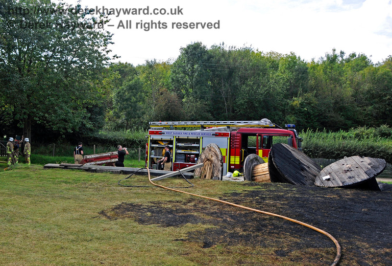 Fire West Hoathly 14.38 27.08.2017 17773