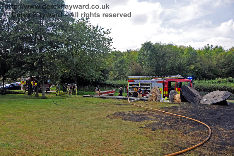 Fire West Hoathly 14.38 27.08.2017 17772