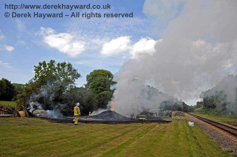 Fire West Hoathly 14.29 27.08.2017 17770