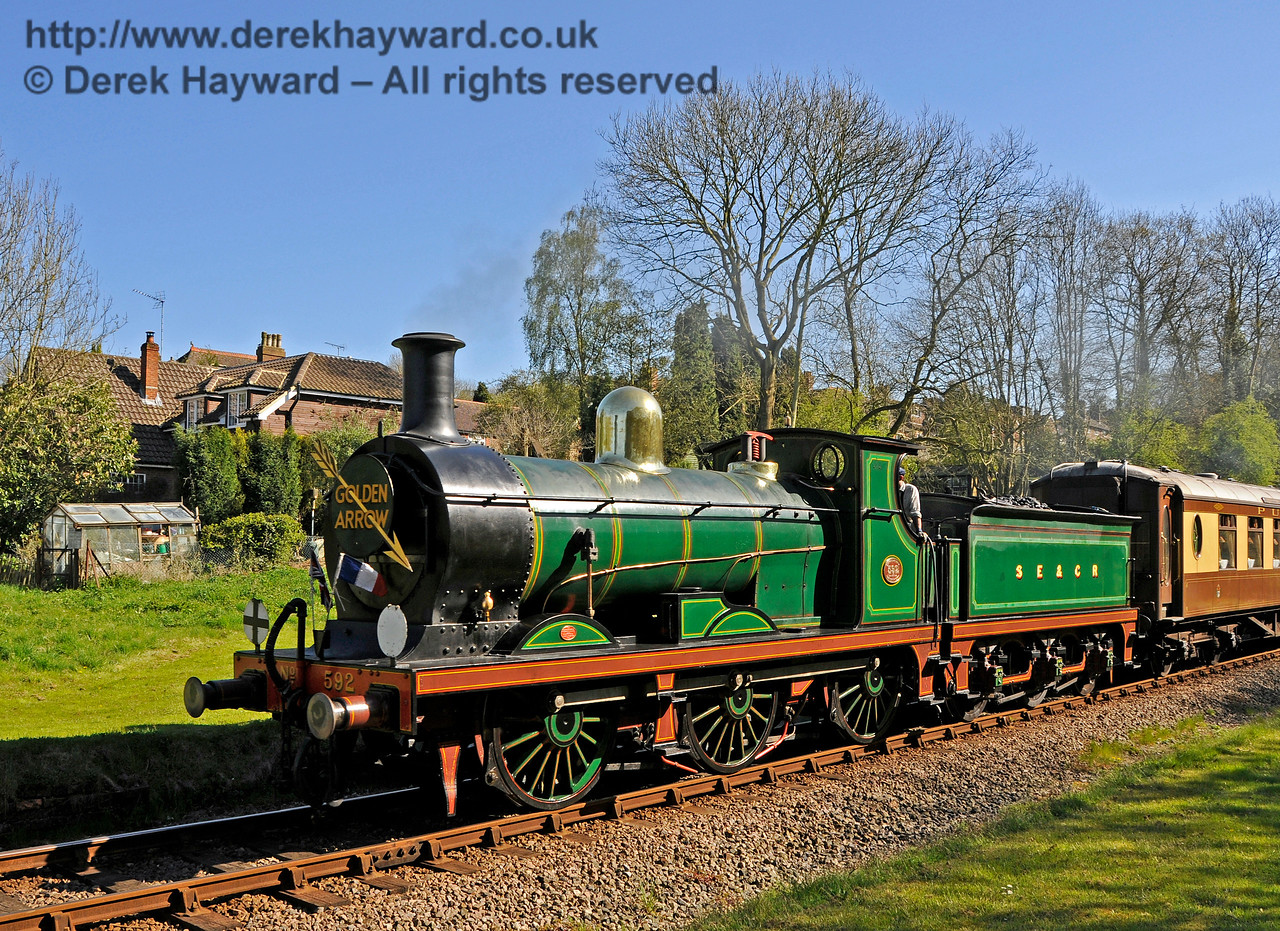 592 at West Hoathly. 09.04.2017 17108
