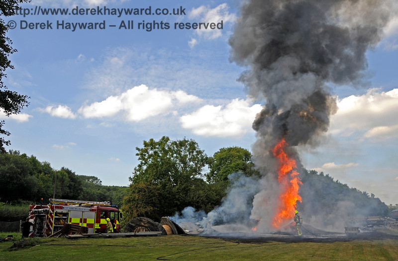 Fire West Hoathly 14.23 27.08.2017 17767