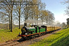 592 in Mill Place Cutting with the Golden Arrow. 09.04.2017 17094