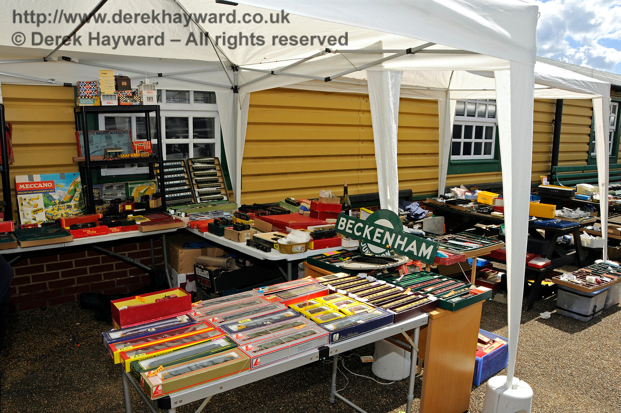 Bluebell Railway Toy and Rail Collectors Fair, Horsted Keynes Station, 30.04.2016  14975