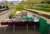 Bluebell Railway Toy and Rail Collectors Fair, Horsted Keynes Station, 30.04.2016  14979