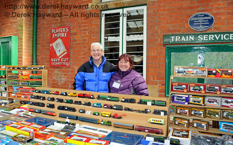 Bluebell Railway Toy and Rail Collectors Fair, Horsted Keynes Station, 30.04.2016  14965