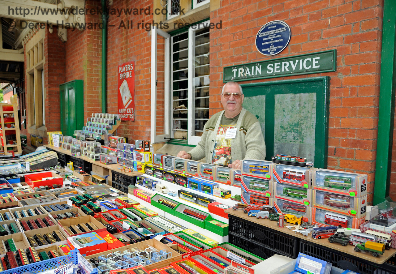 Toy and Rail Collectors Fair HK 300716 15780 E