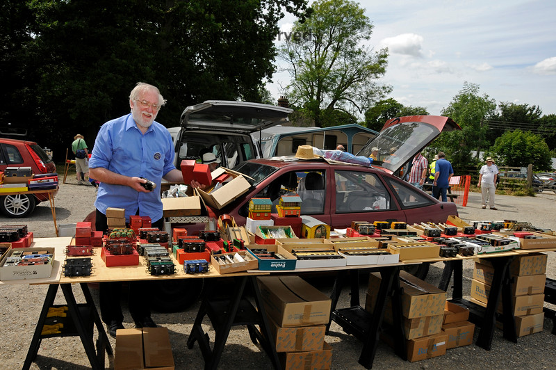 Toy and Rail Collectors Fair, Horsted Keynes, 18.07.2015  13282