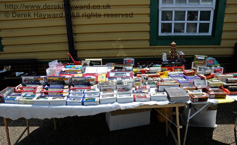 Toy and Rail Collectors Fair, Horsted Keynes, 18.07.2015  13210