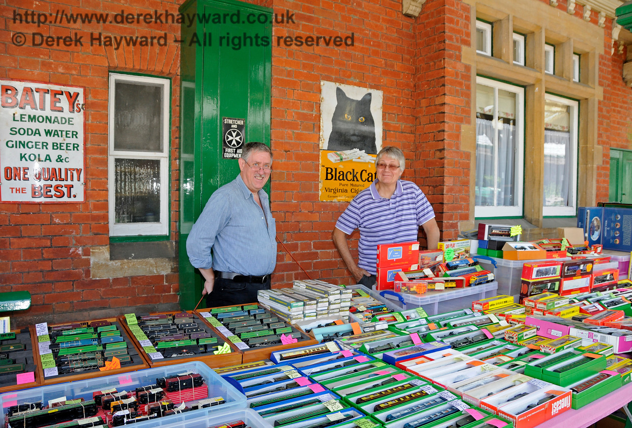 Toy and Rail Collectors Fair, Horsted Keynes, 18.07.2015  13196