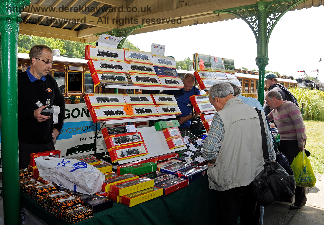 Toy and Rail Collectors Fair, Horsted Keynes, 18.07.2015  13219