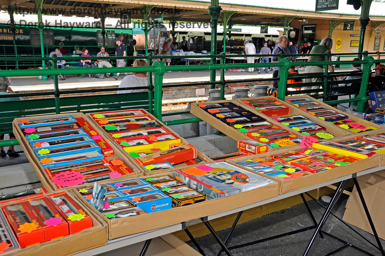 Toy and Rail Collectors Fair, Horsted Keynes, 18.07.2015  13240