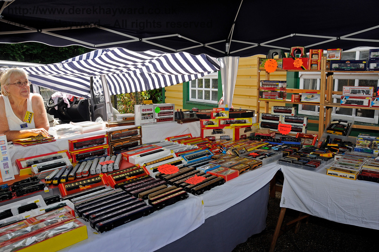Toy and Rail Collectors Fair, Horsted Keynes, 18.07.2015  13207