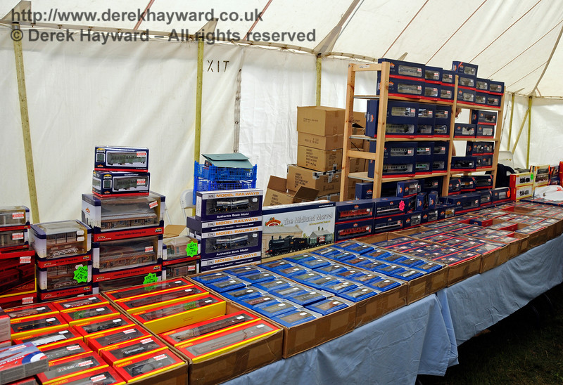 Toy and Rail Collectors Fair, Horsted Keynes, 18.07.2015  13263