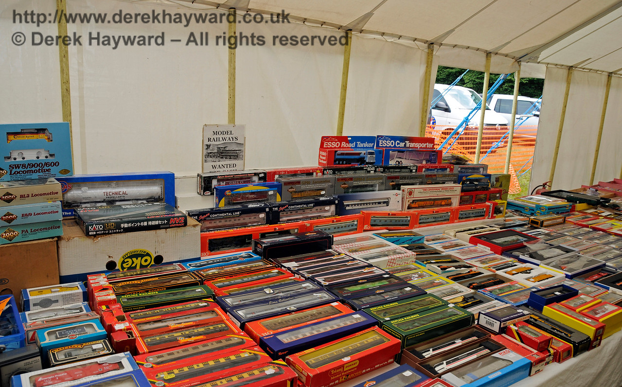 Toy and Rail Collectors Fair, Horsted Keynes, 18.07.2015  13265