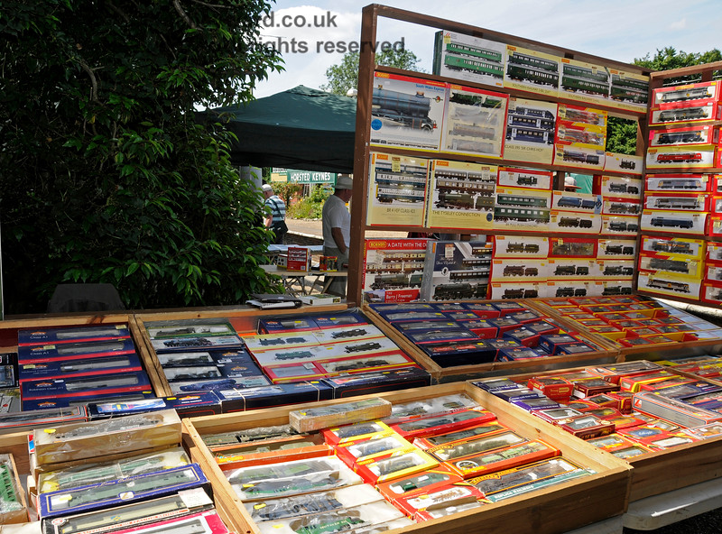 Toy and Rail Collectors Fair, Horsted Keynes, 18.07.2015  13202