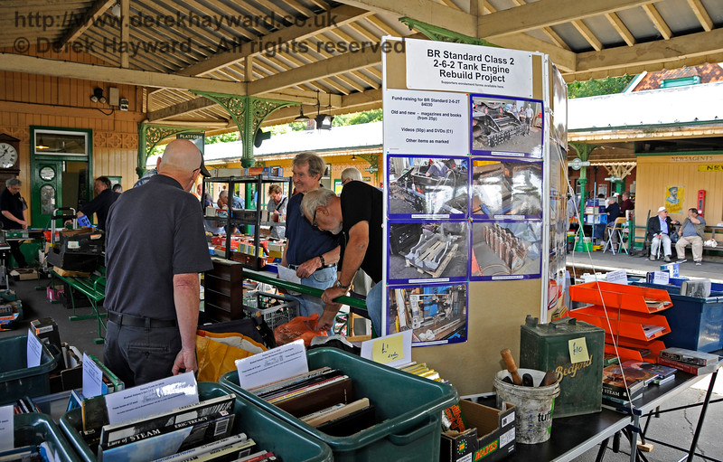 Toy and Rail Collectors Fair, Horsted Keynes, 18.07.2015  13225