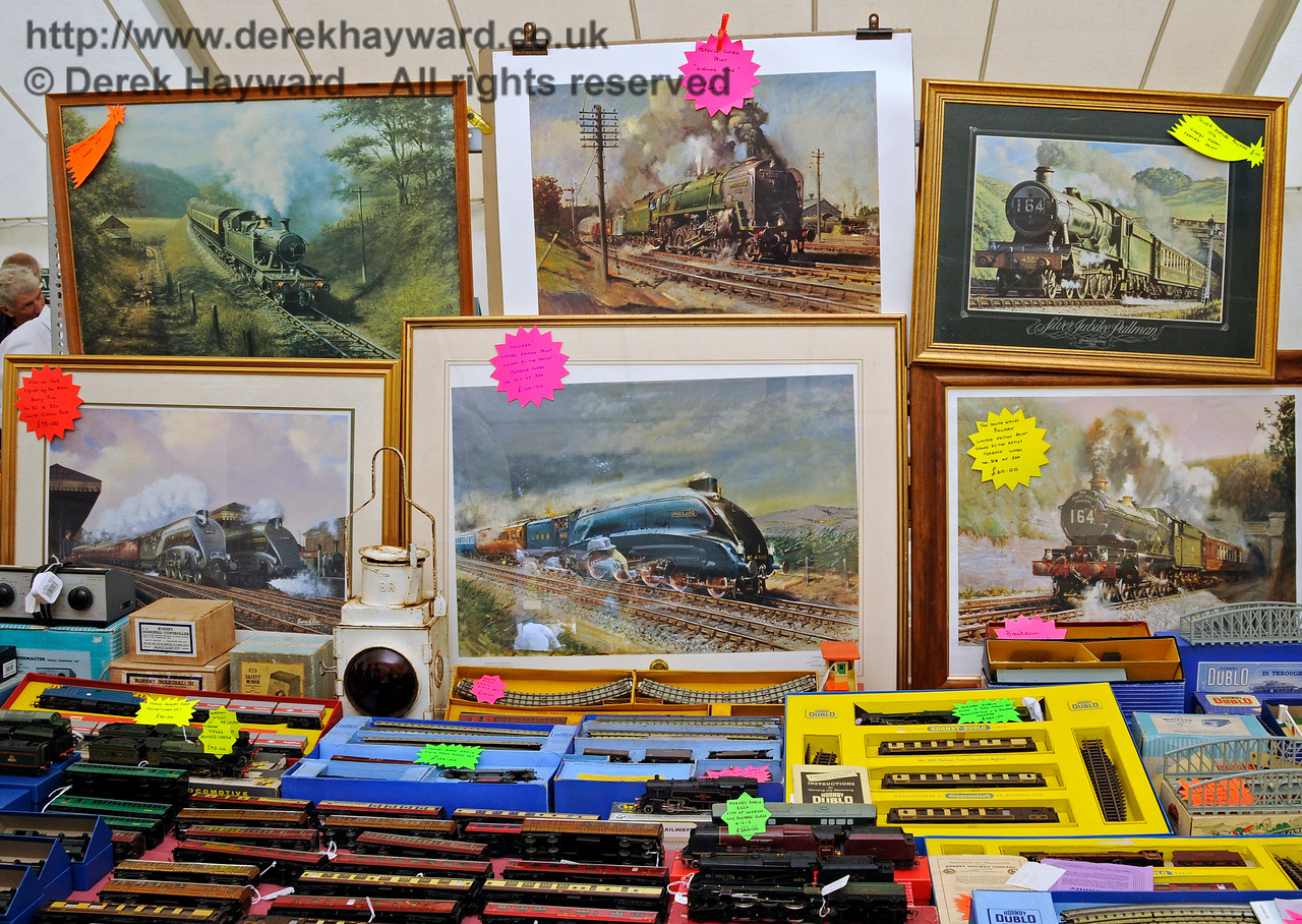Toy and Rail Collectors Fair, Horsted Keynes, 18.07.2015  13275