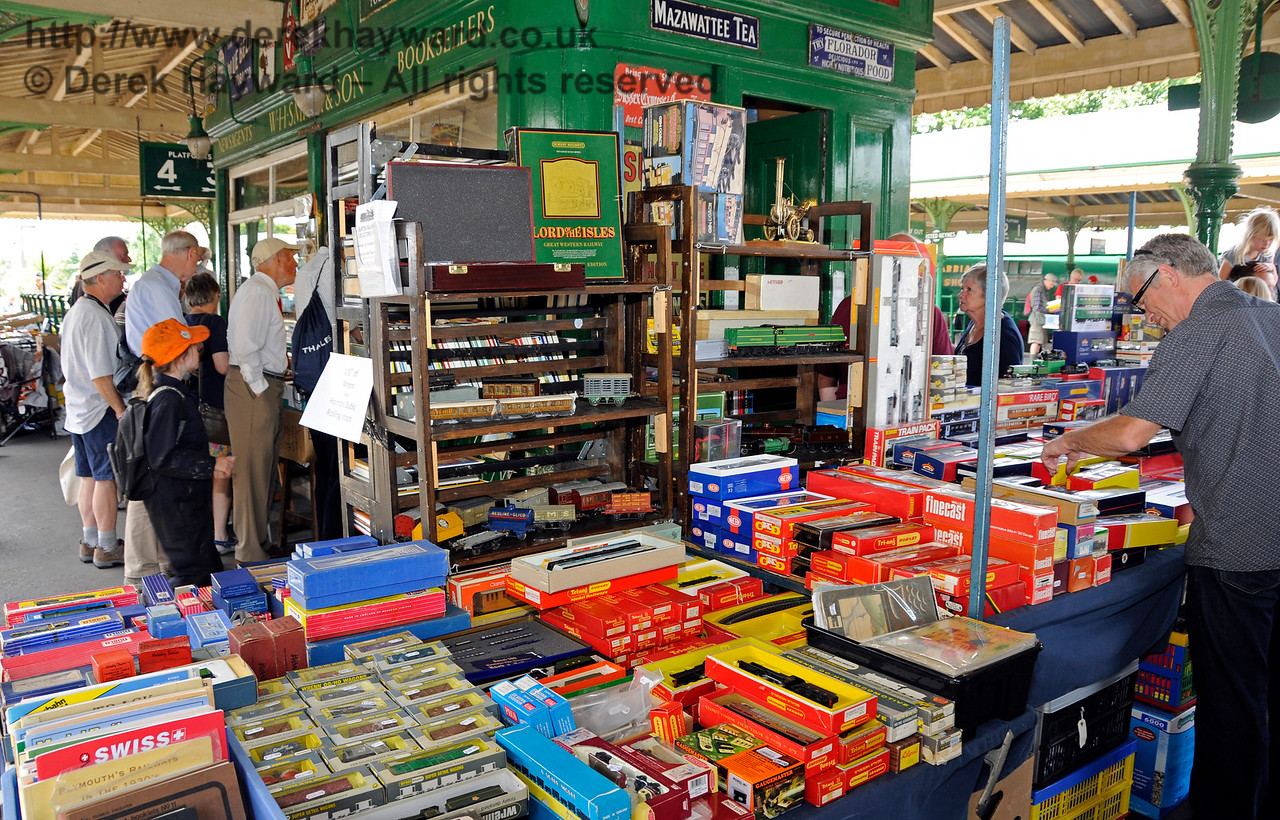 Toy and Rail Collectors Fair, Horsted Keynes, 18.07.2015  13237