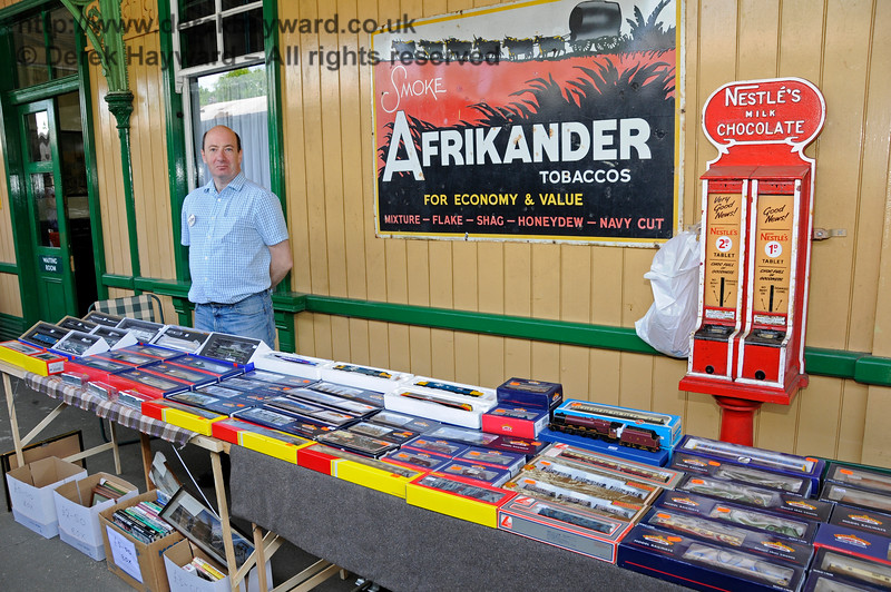 Toy and Rail Collectors Fair, Horsted Keynes, 18.07.2015  13227