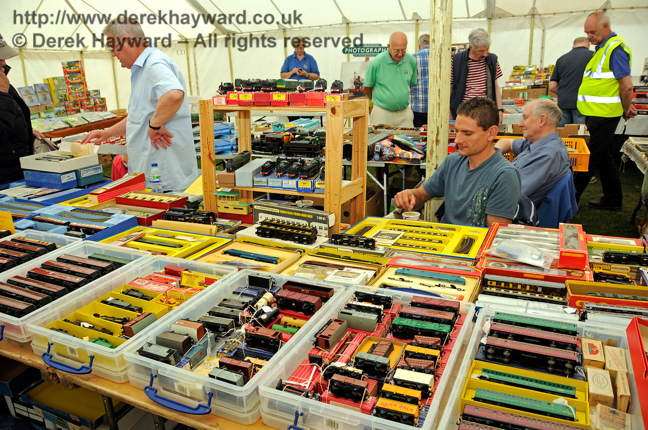 Toy and Rail Collectors Fair, Horsted Keynes, 18.07.2015  13273