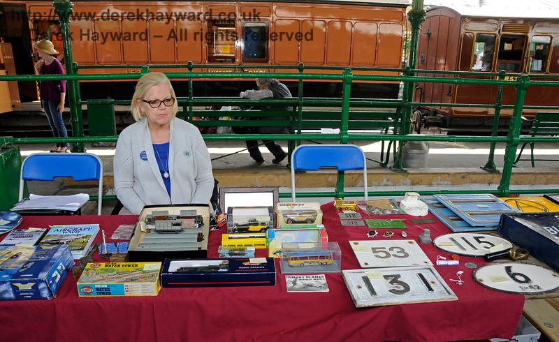 Toy and Rail Collectors Fair, Horsted Keynes, 18.07.2015  13220