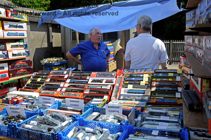 Toy and Rail Collectors Fair, Horsted Keynes, 18.07.2015  13209