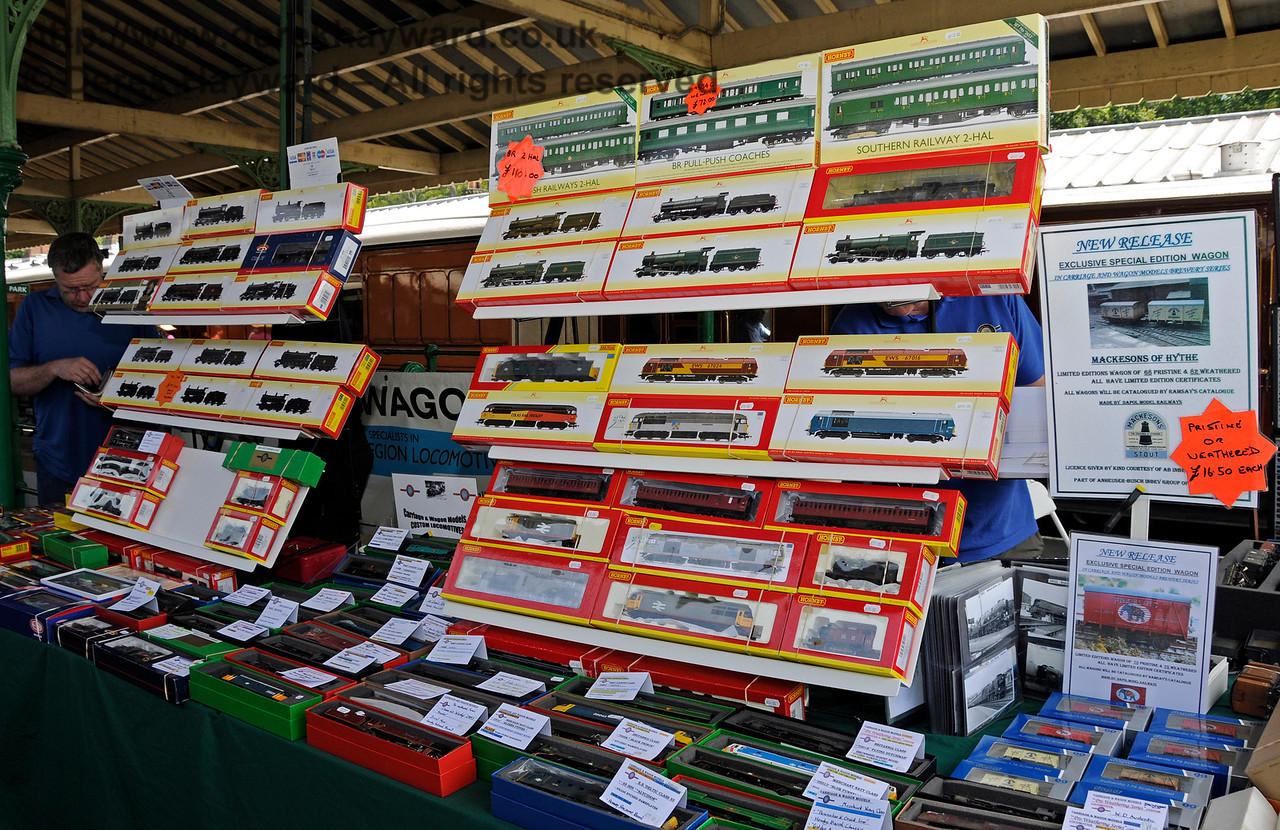 Toy and Rail Collectors Fair, Horsted Keynes, 18.07.2015  13217