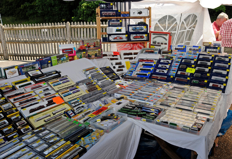 Toy and Rail Collectors Fair, Horsted Keynes, 18.07.2015  13208