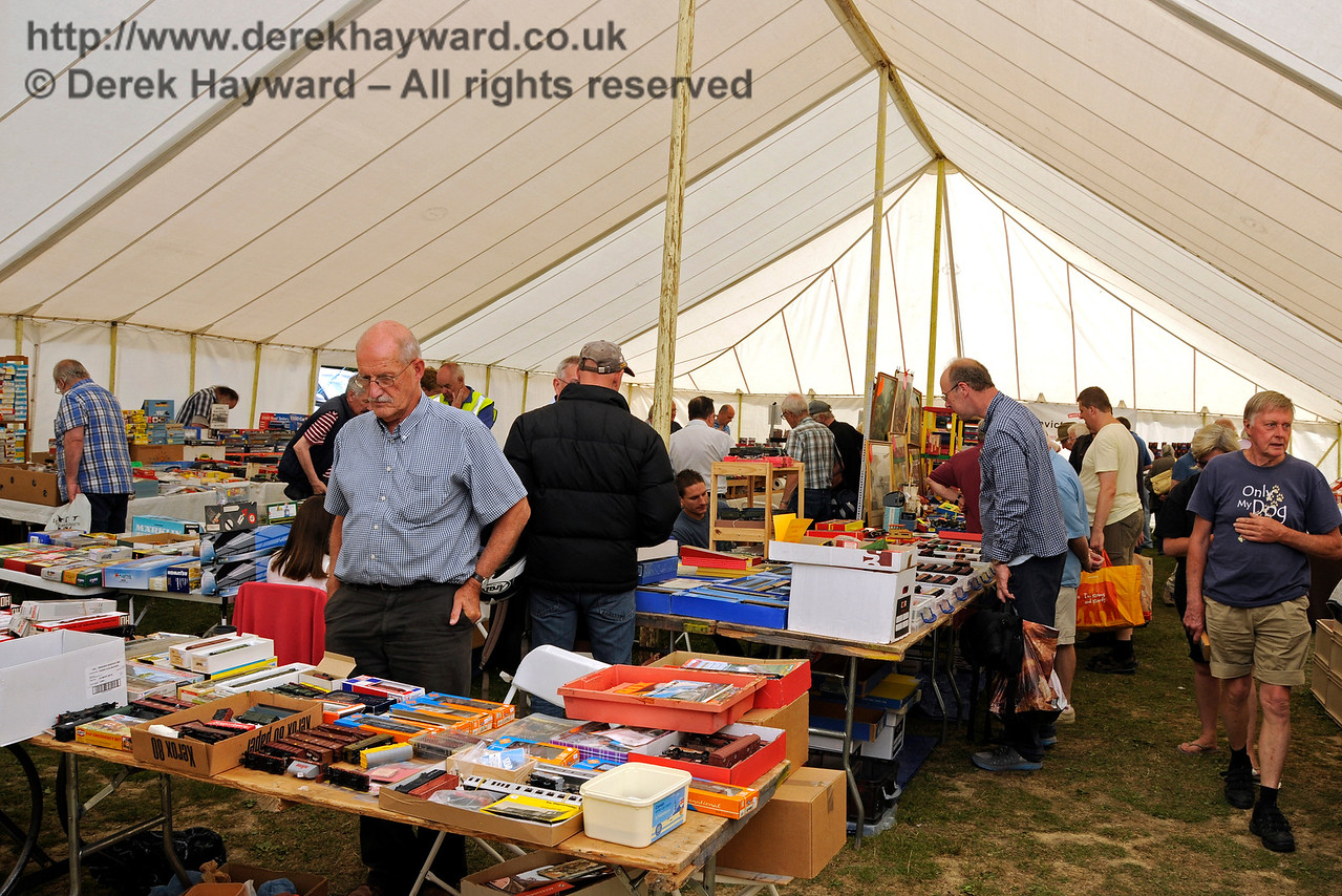 Toy and Rail Collectors Fair, Horsted Keynes, 18.07.2015  13279