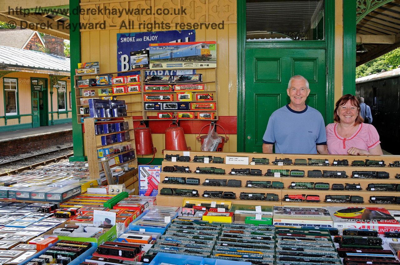 Toy and Rail Collectors Fair, Horsted Keynes, 18.07.2015  13226