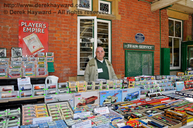 Toy and Rail Collectors Fair, Horsted Keynes, 18.07.2015  13197