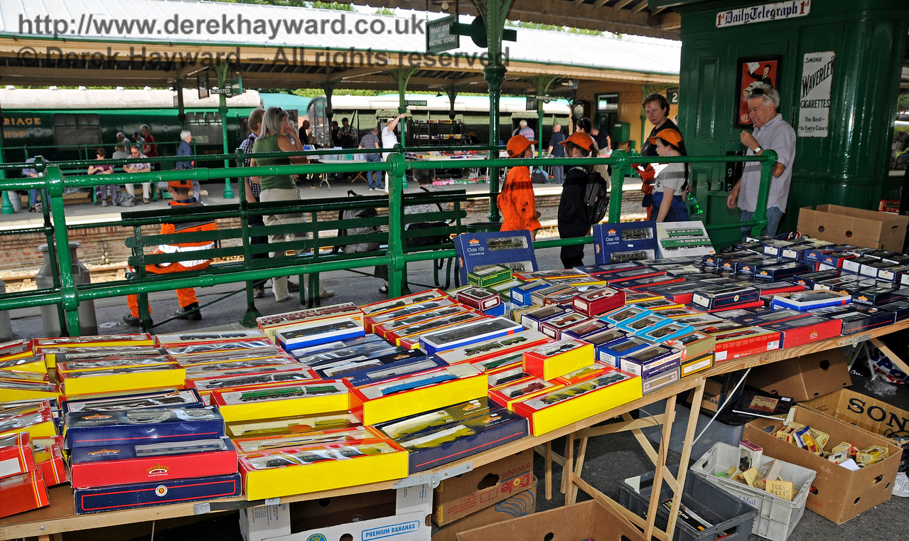 Toy and Rail Collectors Fair, Horsted Keynes, 18.07.2015  13239