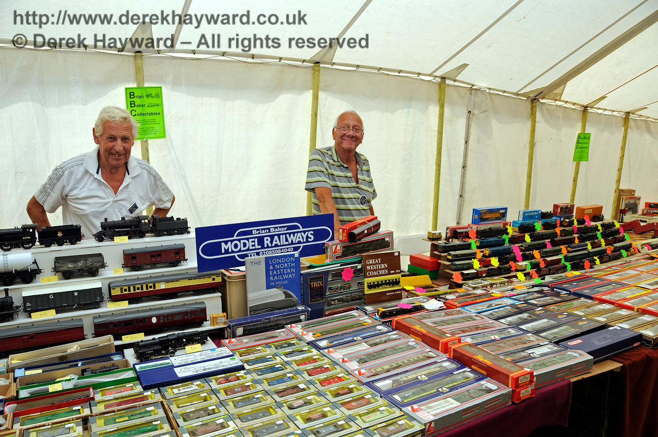 Toy and Rail Collectors Fair, Horsted Keynes, 18.07.2015  13272