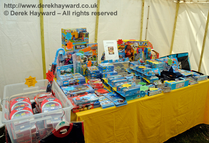 Toy and Rail Collectors Fair, Horsted Keynes, 18.07.2015  13261