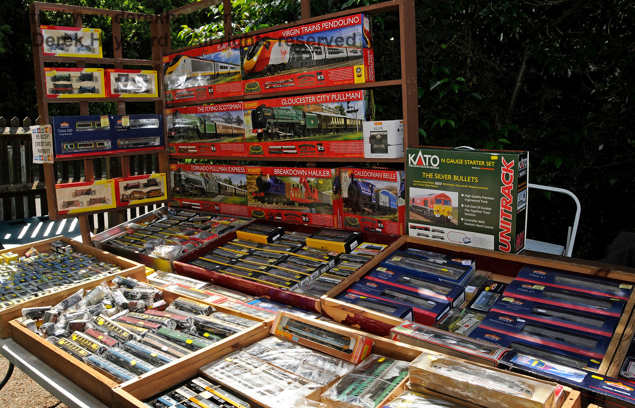 Toy and Rail Collectors Fair, Horsted Keynes, 18.07.2015  13203