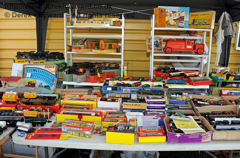 Toy and Rail Collectors Fair, Horsted Keynes, 18.07.2015  13205